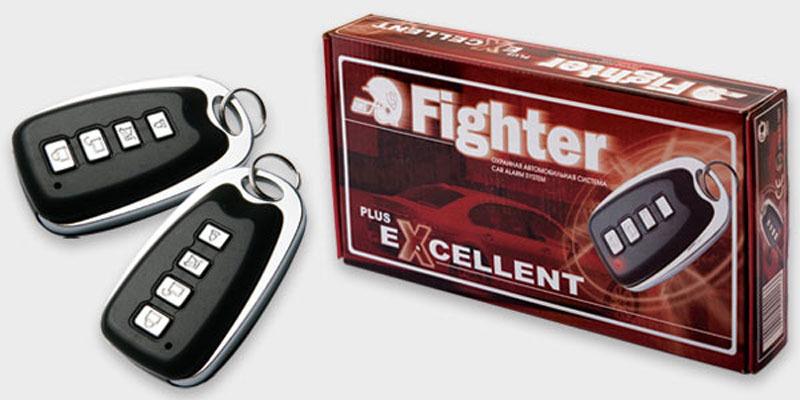 автосигнализации fighter